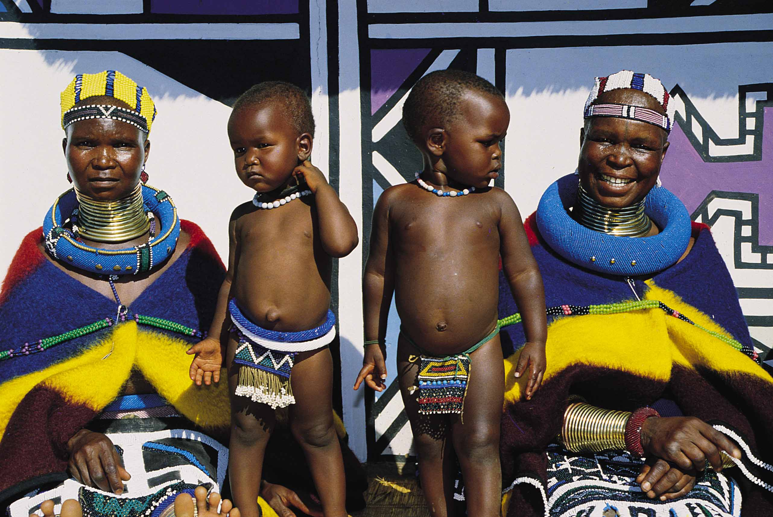 Image result for ndebele apron